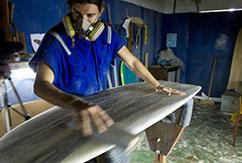 Доски для серфинга из агавы