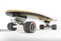 Carver Skateboards - Landsurfing