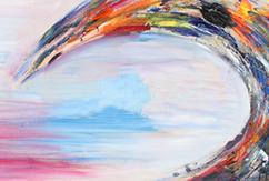 Выставка Жени Крейда в Санкт-Петербурге с 30 мая по 3 июня