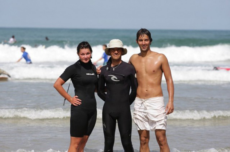 Серфинг — это «наркотик»