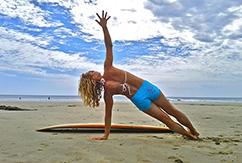 Как улучшить серфинг с помощью йоги