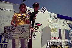 Том Клоарк и Джоан Дефей победили на Soöruz Pro Junior Royan Atlantique