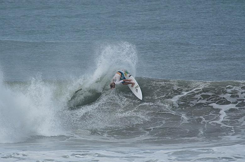 Уэйд Кармайкл – победитель ASP 4-Star Surf Open Acapulco
