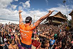 Джоэль Паркинсон победил на Oakley Pro Bali. Фаннинг – новый лидер ASP WCT