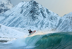 Показ Surfing in Siberia