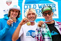 Cold Water Cup Reyneke Vladivostok 2014