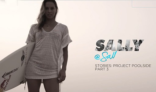 Sally Stories: Project Poolside Part 3