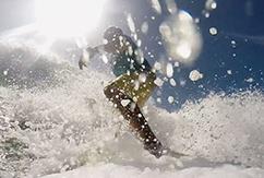 Серфинг на Шри-Ланке от Александра Васильева