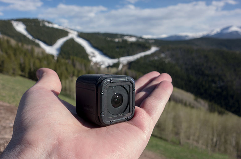 Новейшая камера GoPro Hero4 Session  на 50% меньше аналогов