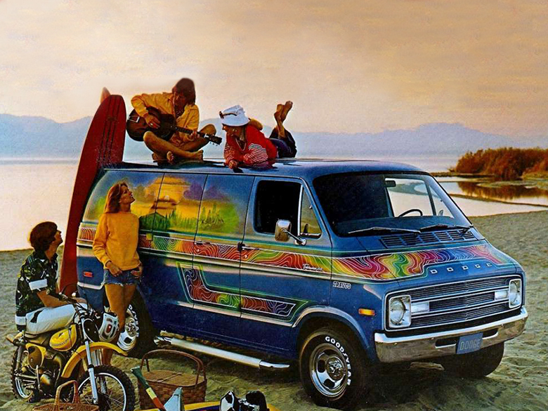 Dodge Tradesman Van