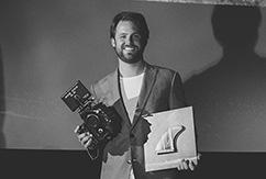 Аарон Либер победил в киноконкурсе REDirect 2015