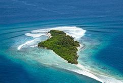 Мальдивы отказались от эксклюзивного курорта в Тханбурудху