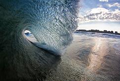 Осенние сёрф-сессии в Джерси от Дэвида Нильсена