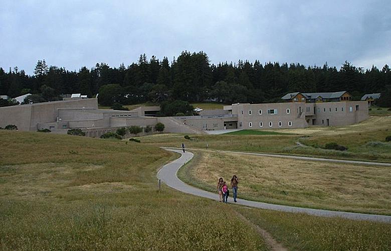 1. Калифорнийский университет в Санта-Круз