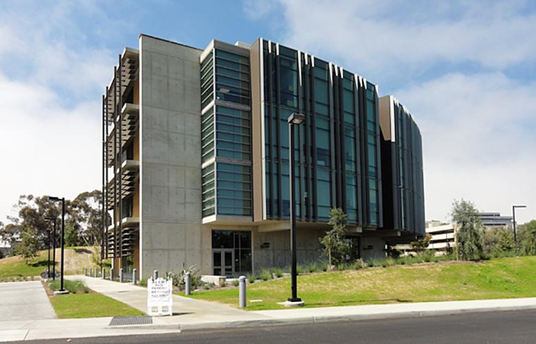 2. Калифорнийский университет в Сан-Диего