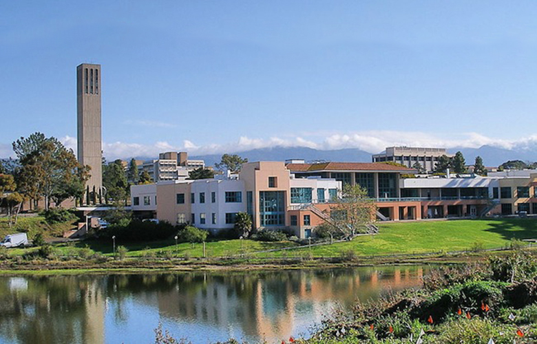 3. Калифорнийский университет в Санта-Барбаре