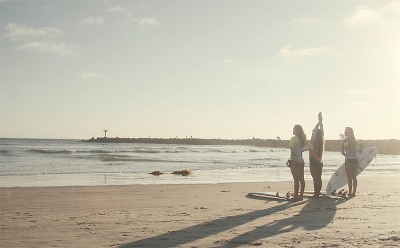 Солнечные девушки