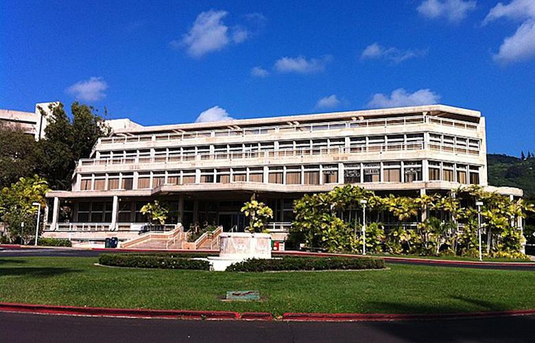 4. Гавайский университет в Маноа