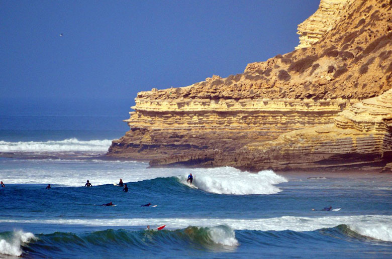 Страна для серф-трипа: Марокко