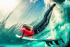Ира Кособукина: о ценности настоящих моментов и серфинге