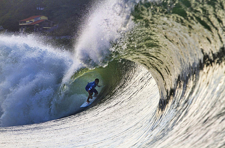 Планируется перенос этапа Rio Pro 2016 на новое место