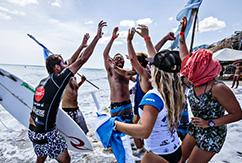 Сёрфинг становится олимпийским спортом