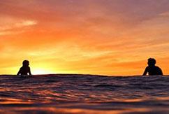 Как правильно подкрепиться перед сёрфингом