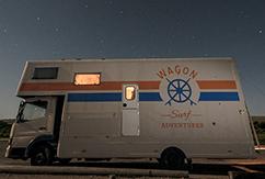 Wagon Surf Adventures: путешествуйте со всеми удобствами