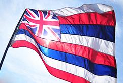 Что символизирует гавайский флаг