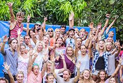"""Ежегодный серф-фестиваль на оcтрове Бали """"SurfJam"""" 2015"""