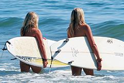 Пятнадцать женщин, которые сёрфят лучше вас. Часть 3