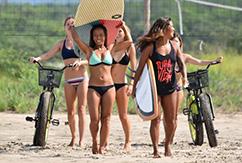 Эксклюзивная женская сёрферская программа