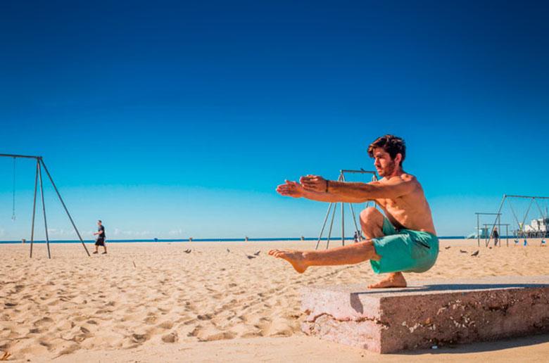 Три простых упражнения для улучшения баланса