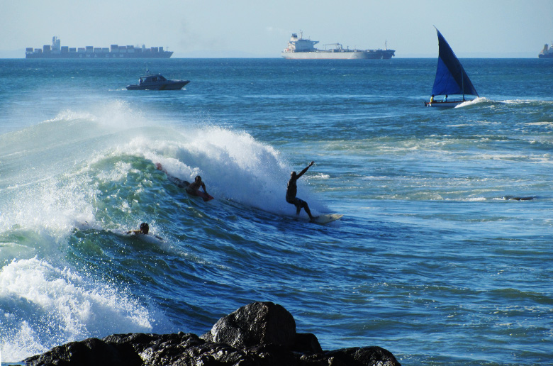 Проблемы сёрф-туризма в Сальвадоре