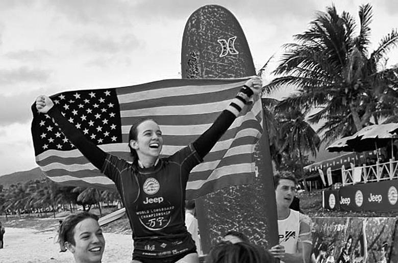 17-летняя девушка становится самой юной чемпионкой мира