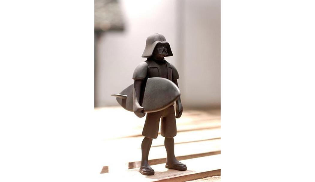 Дарт Вейдер представляет борд из именного модельного ряда