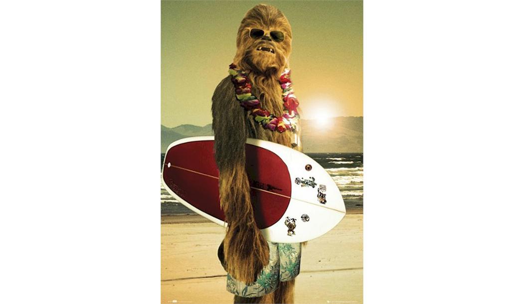 Чубакка – типичный гавайский гуру сёрфинга