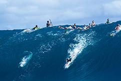 Десять лучших волн 2015 года