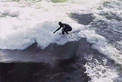 «Living Rivers» и сёрфинг по бегущим потокам