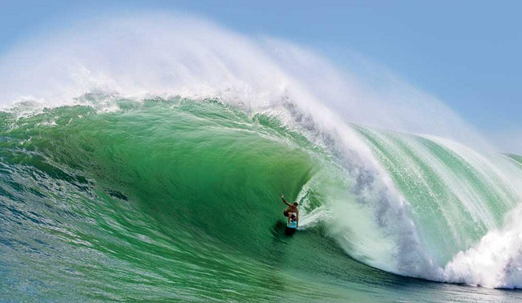 Это лучшая, самая большая волна, которую мне доводилось ловить в Мексике, – рассказывает Коа Смит.