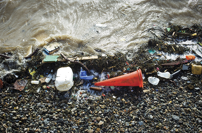 Сёрферы против грязных морей