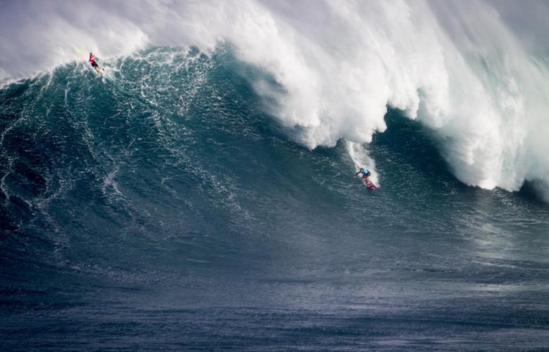 Грег Лонг стал чемпионом Big Wave Tour 2015/2016
