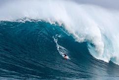 Андреа Моллер вписала страницу в историю женского сёрфинга