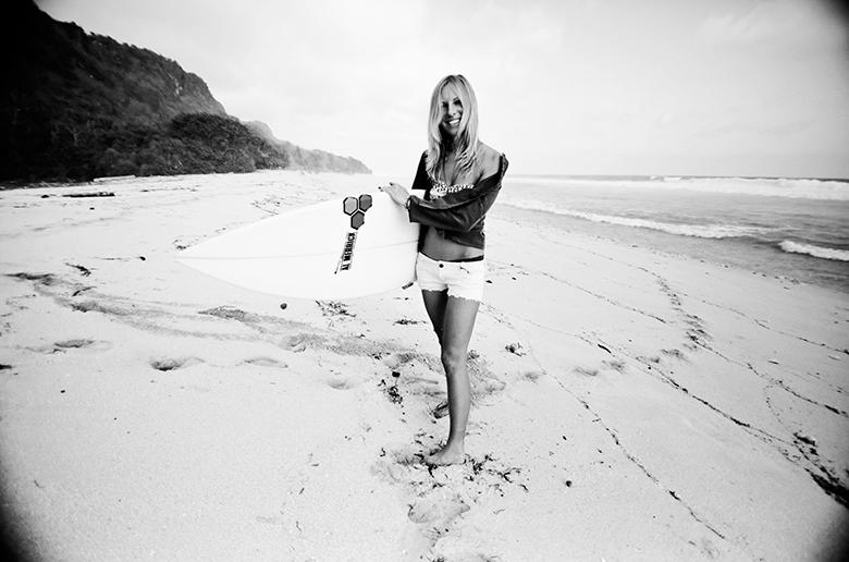 Полина Иодис: первые 15 минут в океане и...