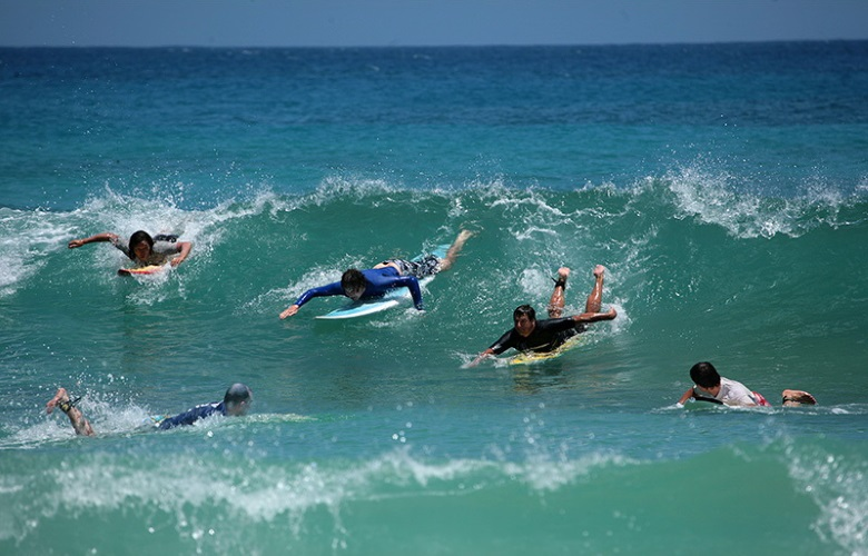 Фото предоставлены школой серфинга  Ла Пресьоса
