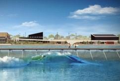 В 2017 году в Мельбурне появится сёрф-бассейн