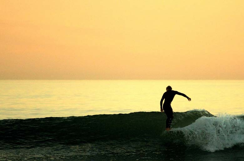 Кристиан Вах: серфинг, живопись и... недвижимость