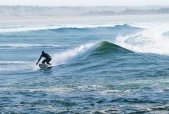 Из Монреаля в Мэн: сёрфинг на стеклянных волнах в День Виктории