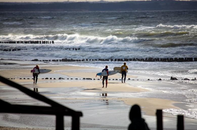 Чемпионат России по серфингу состоялся, несмотря ни на что