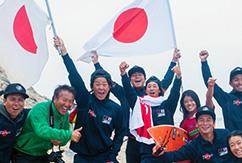 Сёрфинг включен в программу Олимпийских игр 2020 года в Токио